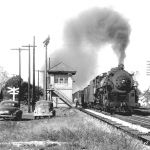 Erie 2-8-2 #3151 - DeLong, Indiana