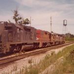 Conrail - Plymouth, Indiana