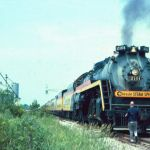 Chessie Steam Special - Kewanna, Indiana
